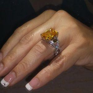 2/$22 Citrine ring